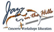 Jazz In The Hills logo