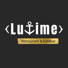 LuTime - Restaurant & Cafébar logo