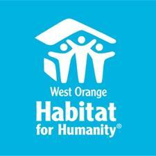 West Orange Habitat for Humanity  logo