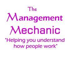 Colin Barber - The Management Mechanic logo
