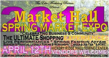 Market Hall Spring Market Expo