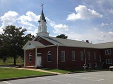 Zion United Methodist Church logo