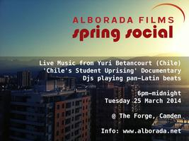 Documentary Screening & Q&A: Chile's Student Uprising...