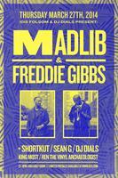 FREDDIE GIBBS x MADLIB