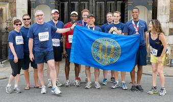 Join Team UC for the 2014 British 10K!