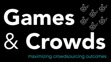 Games & Crowds: Using Computer Games to Maximize...