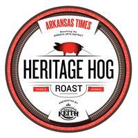 Arkansas Times Heritage Whole Hog Roast