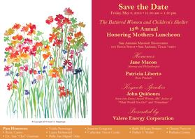 13th Annual Honoring Mothers Luncheon