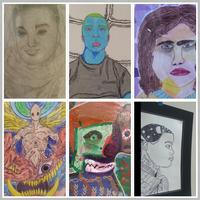 "3rd Annual ""I AM"" Juried Student Art Exhibition 2014"