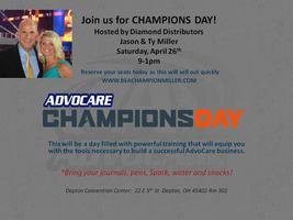 AdvoCare Champions Day
