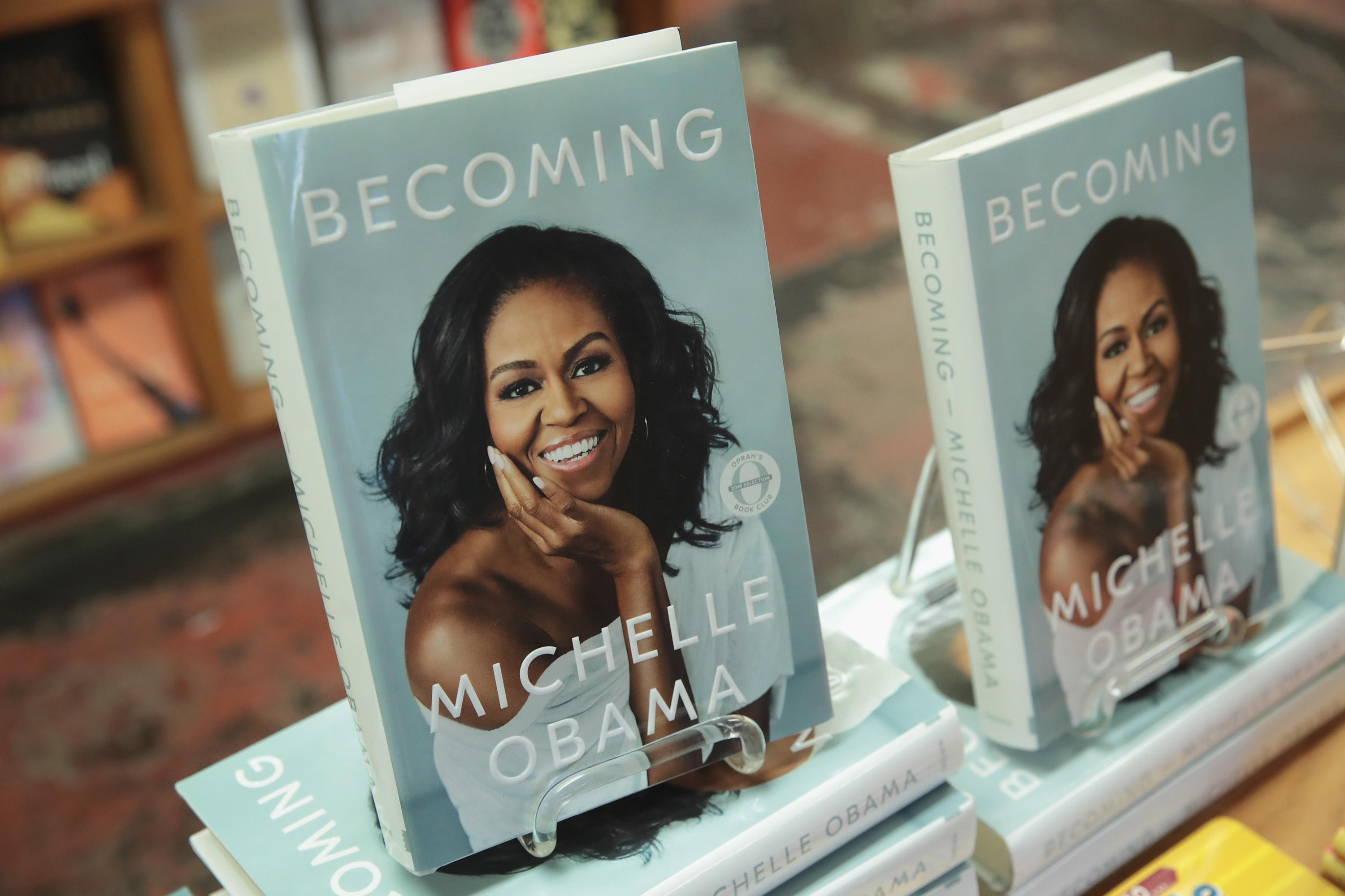 Book Club: Becoming