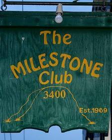The Milestone Club logo