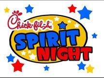 FHLA Spirit Night @ Chick-fil-A