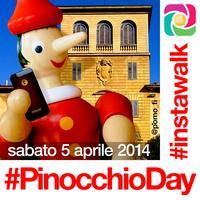 #INSTAWALK alla scoperta dei luoghi di Pinocchio