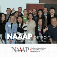 National Association of Asian American Professionals @Detroit logo