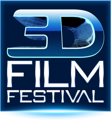 3D Film Festival presented by RealD, 3net, and LG Electronics USA logo