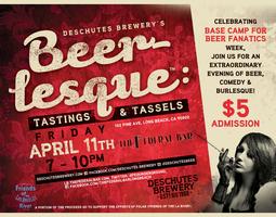 Beer-lesque: Tastings & Tassels (Los Angeles)