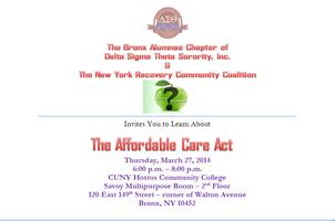 Delta Sigma Theta Sorority Inc. Bronx Alumnae...