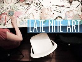 Late Nite Art 28: Archive (@ Revolver)