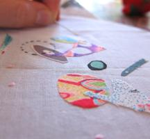 Scatter: Contemporary Textile Collage & Drawing with...