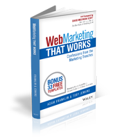 Web Marketing That Works -- BOOK ORDERS