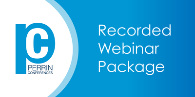 RECORDED WEBINAR AUDIO PACKAGE - Sports Concussion...