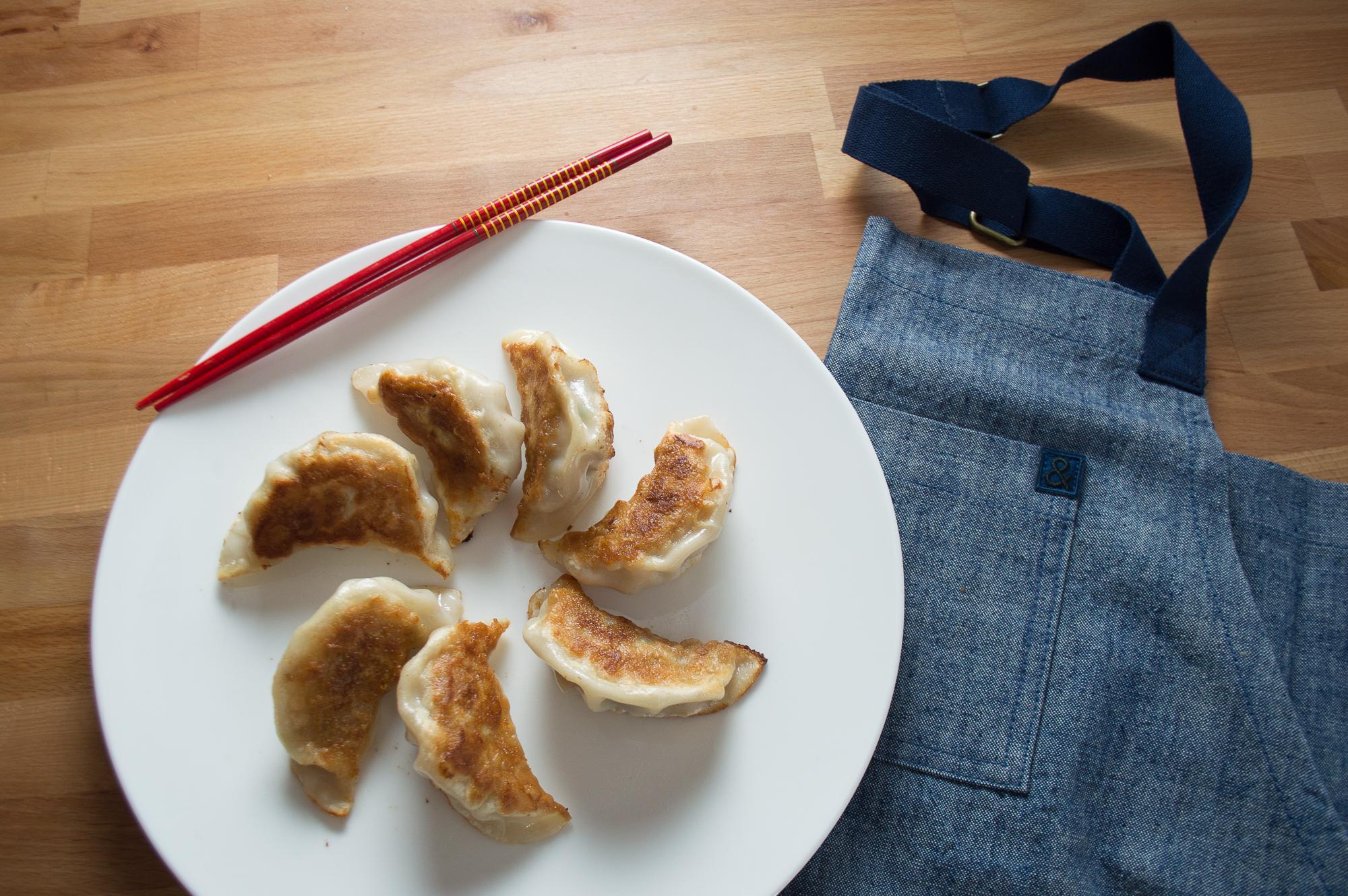 Dumpling Making Class at Mei Mei