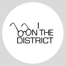 I on the District logo