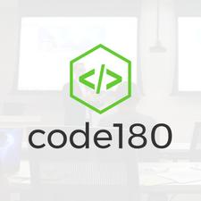 Code180 logo