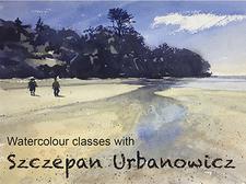 Szczepan Urbanowicz Artist logo
