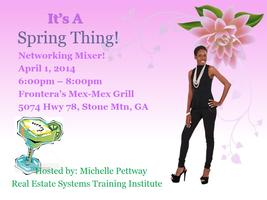 A Spring Thing, Networking Mixer