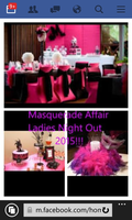 3rd Annual Ladies Night A Masquerading Soiree)