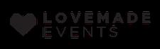LoveMade Events logo