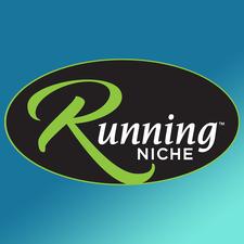Running Niche logo