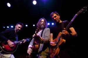 Hothouse Flowers acoustic trio