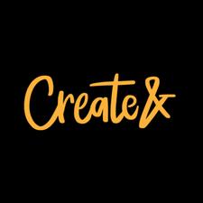 Create& logo