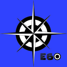 East of 60 Productions Society logo