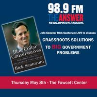 Blue Collar Conservatives Tour with Rick Santorum