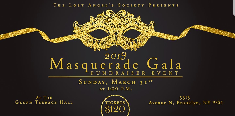 f4035ef58e T.L.A.S 10th year Anniversary Masquerade Gala Tickets