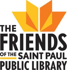 The Friends of the Saint Paul Public Library logo