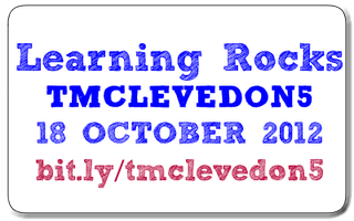 TeachMeet Clevedon: Learning Rocks (seminars)