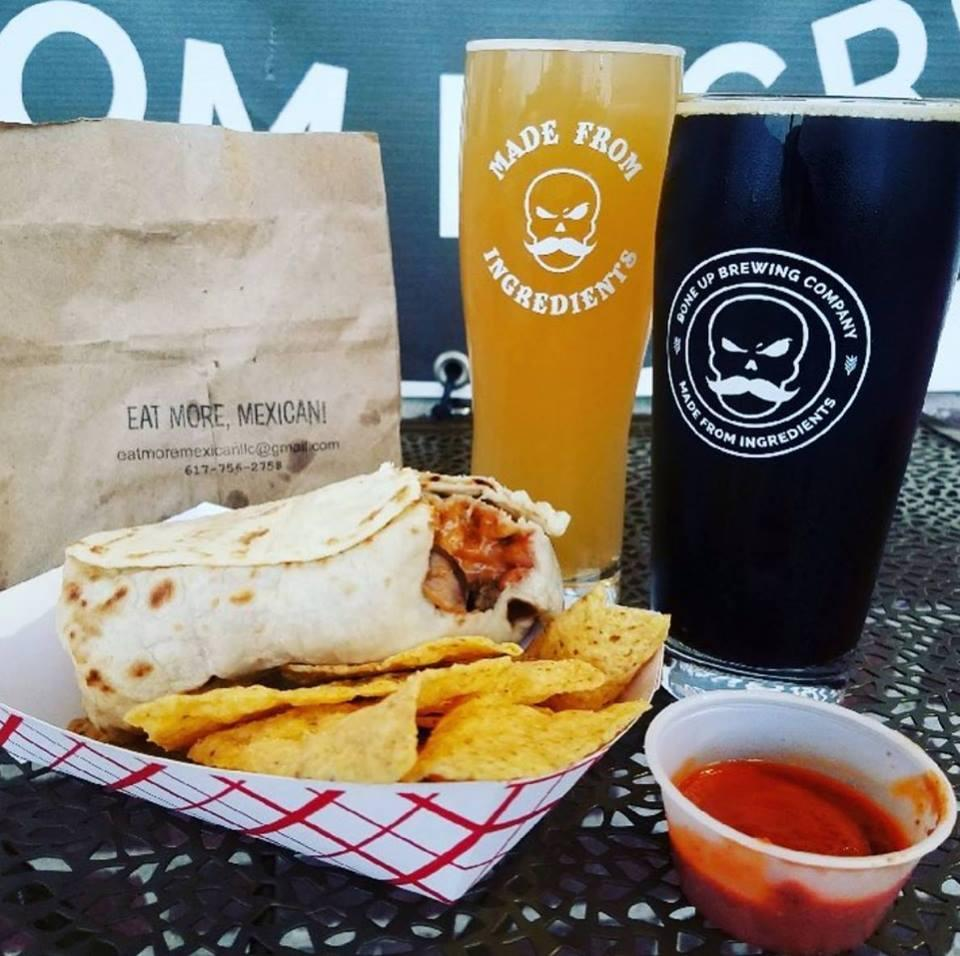 Eat More Mexican! Burrito Pop Up