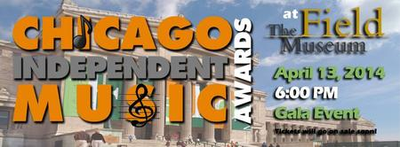 2014 Inaugural Chicago Independent Music Awards