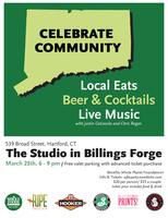 Celebrate Community! Local Eats, Cocktails & Live...