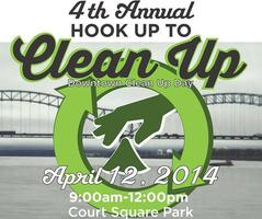 Hook Up to Clean Up: Downtown Memphis Clean Up
