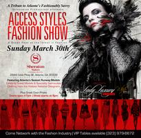 Access Styles Spring Fashion Show
