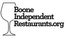 Boone Independent Restaurants logo