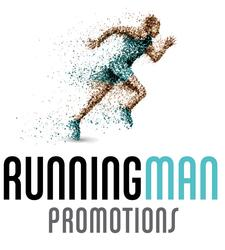 Running Man Promotions logo