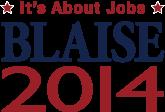 Blaise For Florida logo