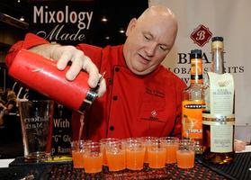 Educational Seminar - Beam Inc's Master Mixologist...